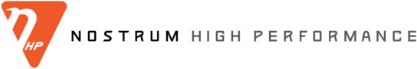 Nostrum High Performance Logo